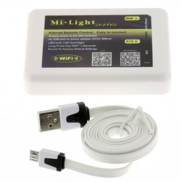 WIFI Controller RGB/RGBW