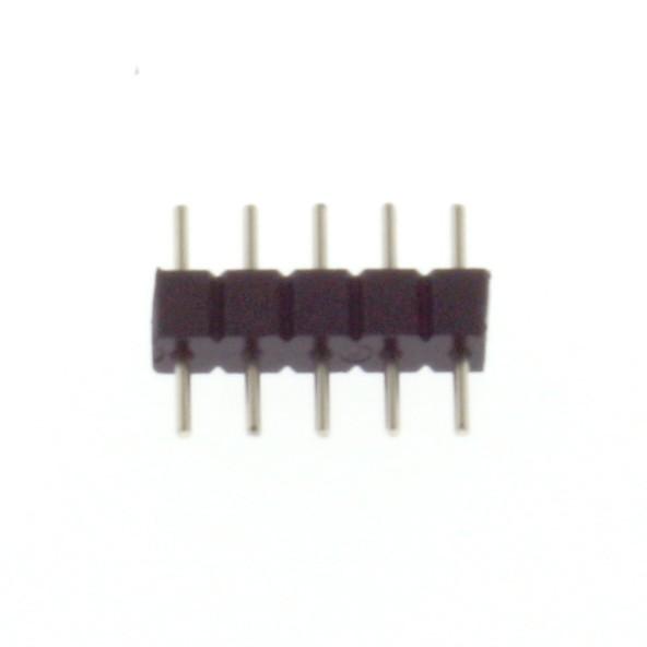 RGBW Steckverbinder, 5-PIN 10er Pack