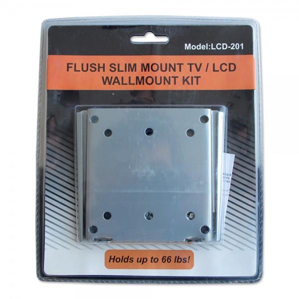 Wandhalterung Slim für TV / LCD