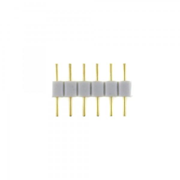 RGBW CCT Steckverbinder, 6-PIN 10er Pack