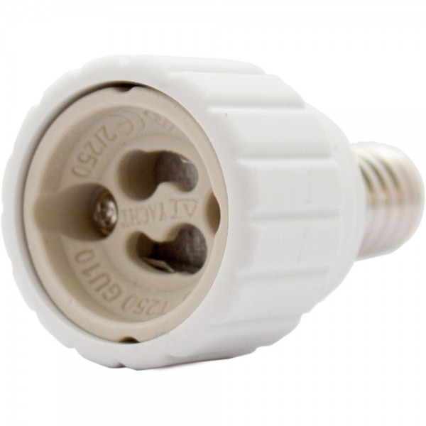 Lampensockel Adapter E14 auf GU10