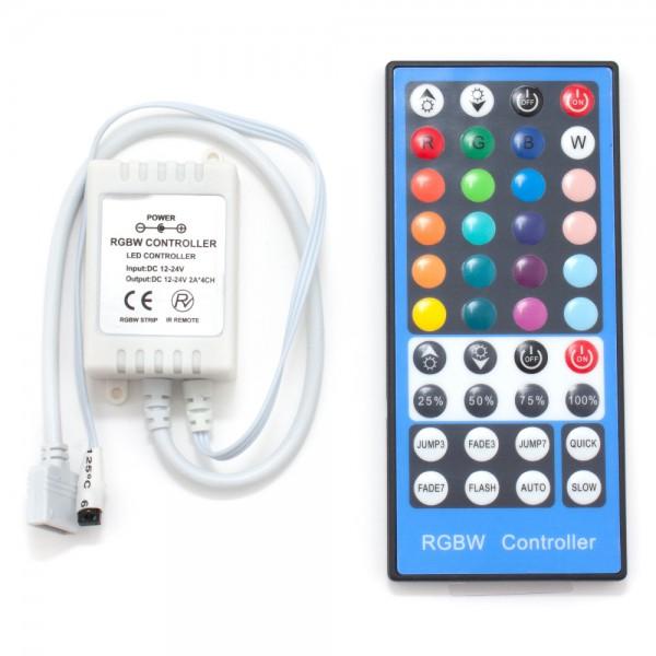 IR 40 Tasten RGBW Controller