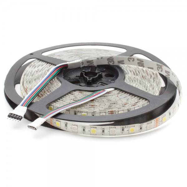 LED RGBW Leiste 12V, 5m, 60 LED/m, IP65