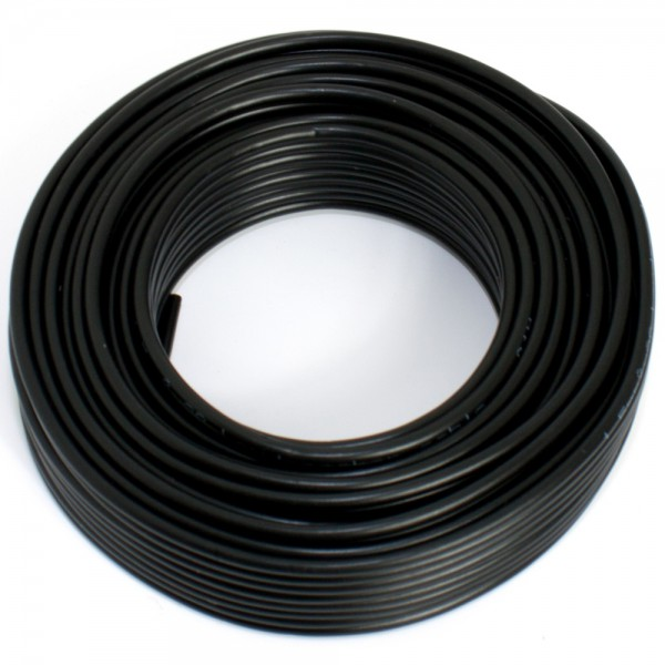 SeKi Lautsprecherkabel CCA, 1,50mm², 10m, schwarz