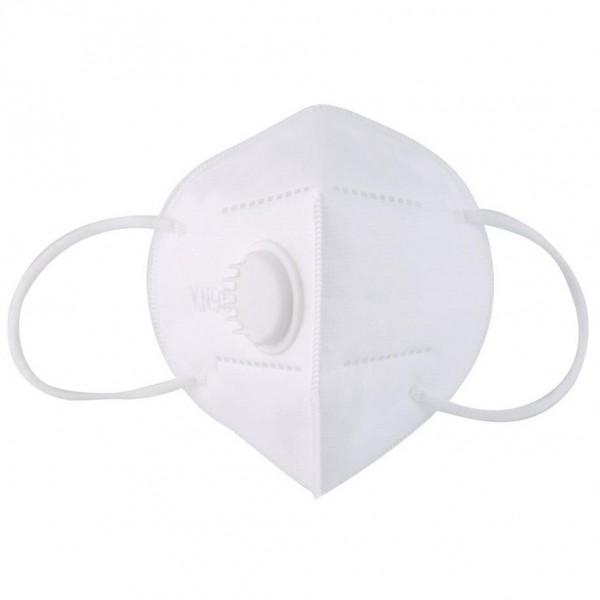 5 Stk. KN95 FFP2 Maske mit Atemventil