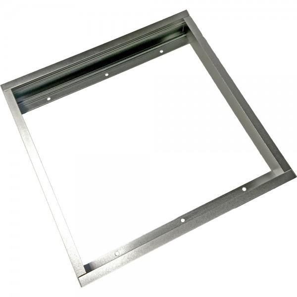Aufbaurahmen 62x62cm LED-Panele