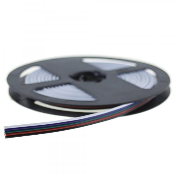 RGBW Flachbandkabel